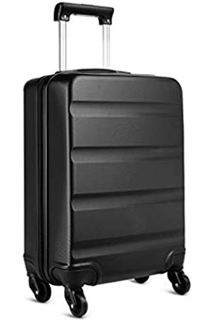 Kono Koffer-Trolley Handgepäck von ABS Reisekoffer Gepäck 4 Rollen 55 x 38 x 20 cm 33L