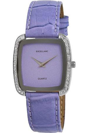 Excellanc Damen-Uhren mit Polyurethan Lederband 195223800012