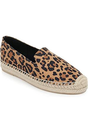 Rampage Damen Bree Loafer, flach, Mehrere (Leopardenmuster)