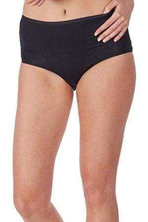 HUBER Damen Unterhose Mia Maxi Slip 2er Pack