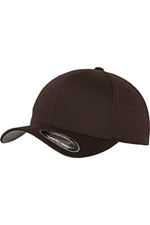 Flexfit Unisex-Erwachsene Wooly Combed 6277 Mütze, (brown)