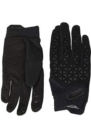 100 Percent Herren Geomatic Black Md Handschuh für besondere Anlässe