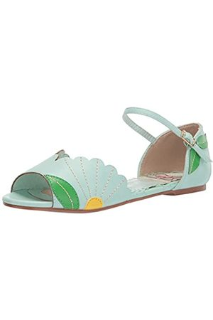 Bettie Page Damen BP100-MOLLY Flache Sandale