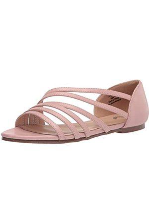 Journee Collection Divina Damen Sandalen, Pink (blush)