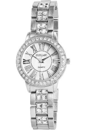 Excellanc Damen-Uhren mit Metallband 152422500019