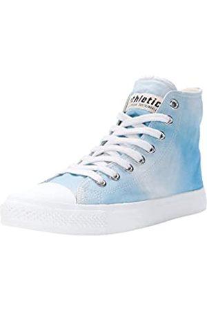 ETHLETIC Unisex Sneaker Lo Fair Trainer White Cap Hi Cut Summer Sky   just White 37 Fair   Vegan   Nachhaltig