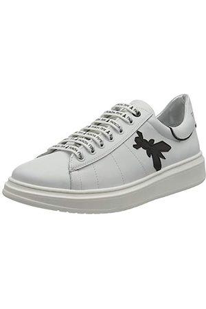 Patrizia Pepe PJ51.06Kinder Sneaker, White+Black