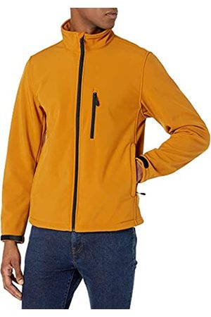 Amazon Big & Tall Water-Resistant Softshell Jacket Fit by DXL Shell-Jacke