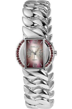 Excellanc Damen-Uhren mit Metallband 150123800007
