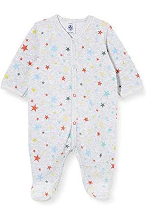 Petit Bateau Baby-Jungen 5926701 Nachthemd