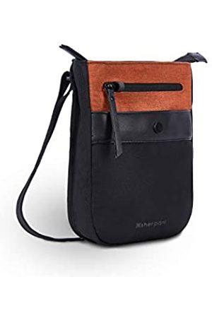Sherpani PRIMA Anti-Diebstahl Crossbody Tasche Reise Crossbody Geldbörse Mini Umhängetasche Kleine Geldbörsen für Frauen RFID Schutz, (kupfer)