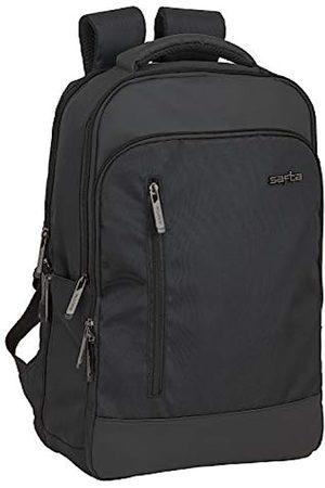 Safta Business Laptop-Rucksack 15,6 Zoll mit Tasche für Tablet und USB-Anschluss