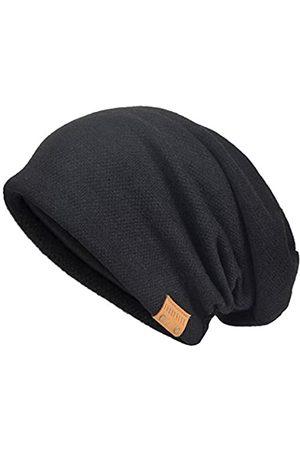 VECRY Herren Cool Baumwolle Beanie Slouch Skull Cap Long Baggy Hip-Hop Winter Sommer Hut - - M/L