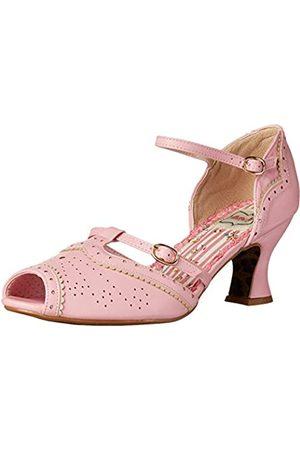 Bettie Page Damen BP253-NICOLE Sandale mit Absatz