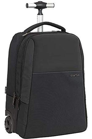 Safta Business Trolley für Laptop 15,6 Zoll mit Tasche für Tablet und USB-Anschluss