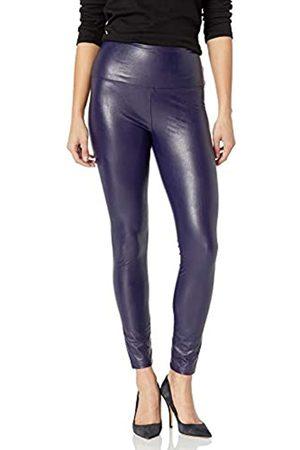 Lysse Damen Textured Leather Leggings