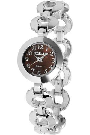 Excellanc Damen-Uhren mit Metallband 180027000232