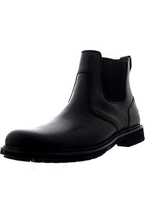 Timberland Herren Stormbucks Chelsea Pull-on Chukka Boots, (Black Smooth)