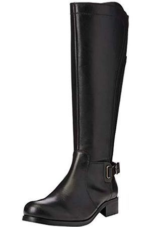 Joe Browns Damen Country Walk Leather Riding Boots Mode-Stiefel