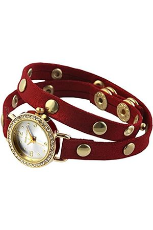 Excellanc Damen-Armbanduhr XS Analog Quarz Verschiedene Materialien 199005000001