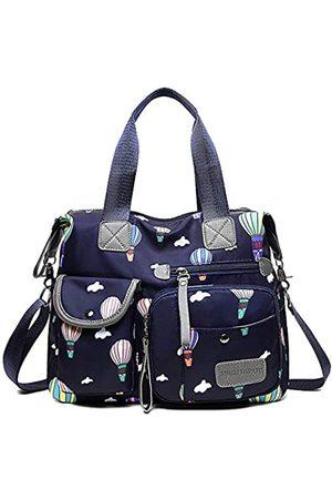 Bagtopia Damen Utility-Beutel Krankenschwestertasche Stilltasche vielseitig und modisch mit vielen Taschen