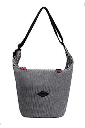 Sherpani Payton Medium Crossbody Tasche Umhängetasche Crossbody Geldbörse Mesh Tasche für Damen mit 10 Zoll Tabletfach, ( / )