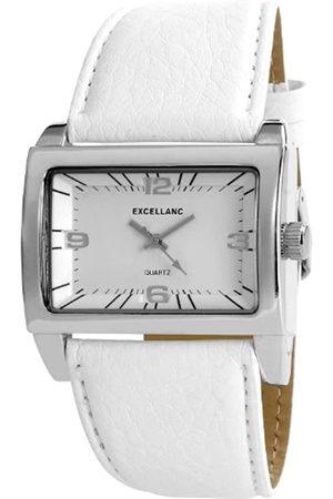 Excellanc Damen-Uhren mit Polyurethan Lederband 192122000022