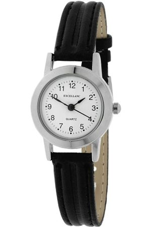 Excellanc Damen-Uhren mit Polyurethan Lederband 190022000001
