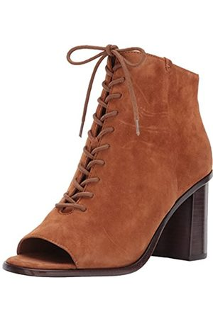 Frye Women's Amy Peep Lace Boot, 7.5 M US