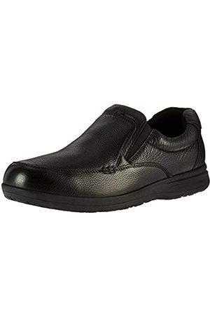 Nunn Bush Men's Cam Slip-On Loafer, Black