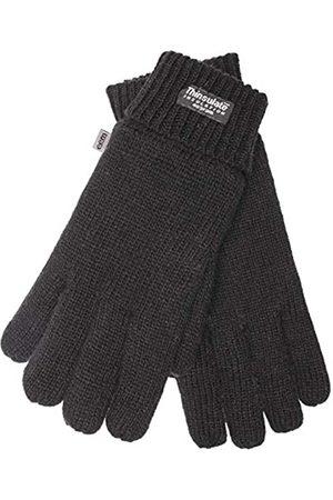 EEM Fashion EEM Herren Strick Handschuhe LASSE mit Thinsulate Thermofutter aus Polyester, Strickmaterial aus 100% Wolle;