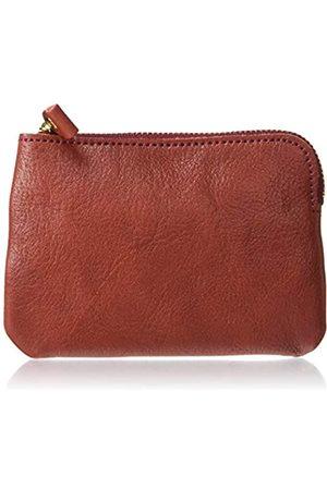 Naniwa Leather Tochigi Leder Card Multi Pouch (S) (Violett) - 4589542632840