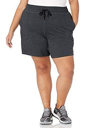 Amazon Plus Size Brushed Tech Stretch Shorts