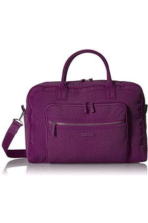 Vera Bradley Damen Iconic Weekender Travel Bag, Microfiber Wochenendtasche