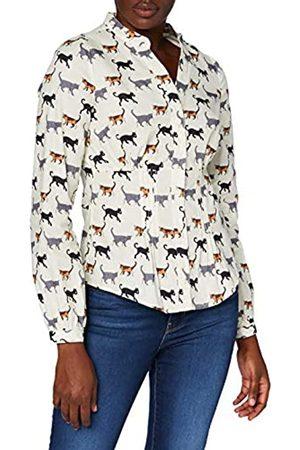 Joe Browns Damen Kitty Cat Shirt Bluse