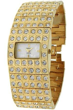 Excellanc Damen-Uhren mit Metallband 152002000029