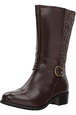 Propet Propet Women's Tessa Riding Boot, Brown