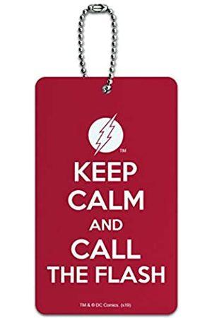 Graphics and More The Flash Gepäckanhänger mit Aufschrift Keep Calm and Call