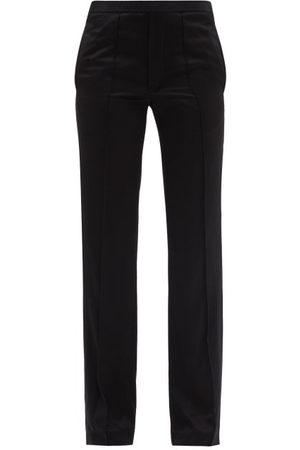 Haider Ackermann Strychnos Slim-fit Twill Trousers
