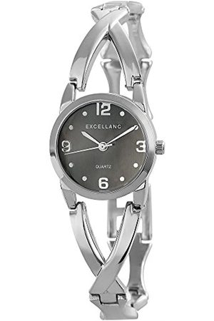 Excellanc Damen-Armbanduhr XS Analog Quarz Verschiedene Materialien 180321500029