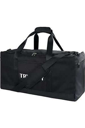 trycary Reisetasche 47L groß Faltbar Weekender Tasche Wasserdicht Sport Verstellbarer Gurt Gym Bag