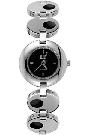 CLIPS Damen Uhren - Damen Analog Uhr mit Metall Armband