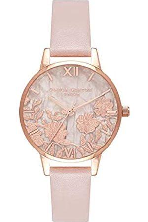 Olivia Burton Damen Uhren - Klassische Uhr OB16MV84