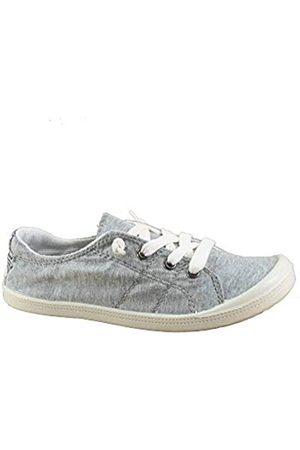 Generic FZ-Comfort-01 Damen Süße Komfort Slip On Flache Ferse Runde Zehen Sneaker Schuhe