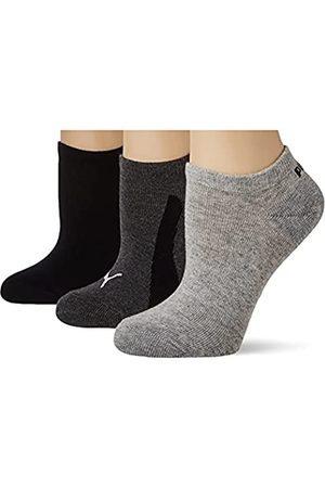 PUMA Unisex Kinder Kids' Bwt Sneaker - Trainer (3 Pack) Socks