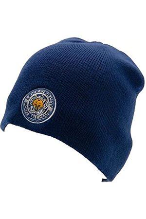 Leicester City FC Strickmütze Winter-Beanie Einheitsgröße