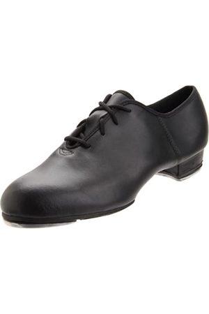 SANSHA Women's T-Split Shoe,Black