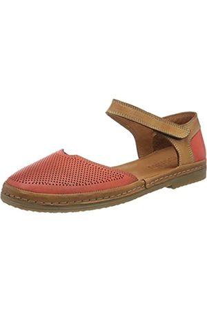 Manitu Damen Sandalen - Damen 911006 Sandale