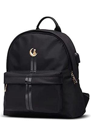 FOXER Damen Oxford Rucksack Geldbörse Mädchen Schultaschen Weiblich Reise Rucksack Taschen