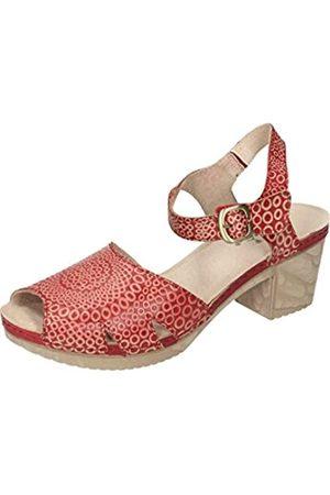 Manitu Damen Sandalen - Damen Sandalette 36 EU